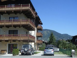 Apartment in centre of Kaprun 200 metres from  K-onnection lift to Kitzteinhorn