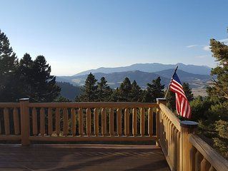 Timberline Lookout - Feel Away From It All, While Just Minutes To Bozeman.
