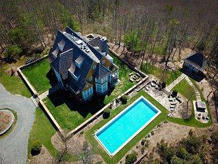 Ridgeview Manor - Boone / Blowing Rock - 12acres/9500 SF Ultimate Luxury Estate