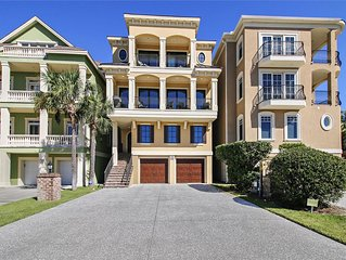 New Construction Ocean View Home- $200 Off Available Summer Week ********2208