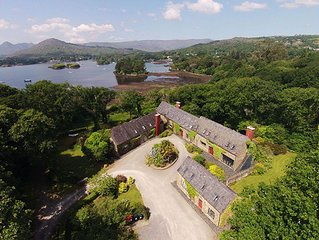 Silverbirch House, Glengarriff, Co.Cork - 11 Bed - Sleeps 22