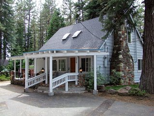 Olde Tahoe Charmer-pet friendly