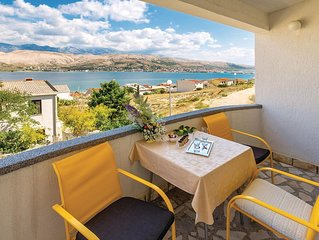 2 bedroom accommodation in Pag