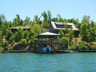 Rewind at the Lake - Classic Home With Year 'Round Deep Water - Auburn side