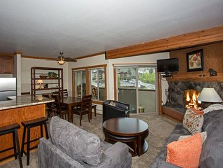 ****Remodeled 2 BR - Stay in Squaw - WALKING DISTANCE to Ski Slopes***