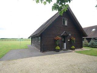 Wessex Lodge - West Stour, Dorset