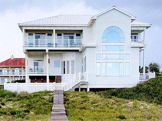 Enjoy Beachfront Vistas from Prvt. Pool and Decks! Plantation, Pets Welcome, Bea