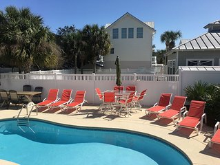 SUMMERWIND 5 BED PLUS Bunk BASKETBALL COURT PRIVATE  POOL 2 MASTERS 3 STORY