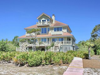 Ready after Hurricane Michael! Plantation Beach View, Private Pool, Screened Por