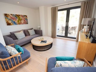 Luxury Apartment on Chichester Marina