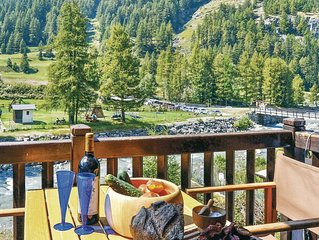 2 bedroom accommodation in Cogne AO