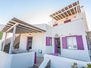 Fuchsia Sea View Villa