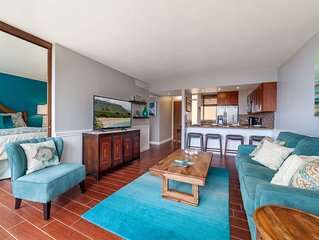 Luxurious, Designer Renovated, Condo On 14th Floor With Beautiful Ocean Views
