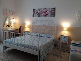 Confortevole appartamento nel centro di Catania, vicino al mare