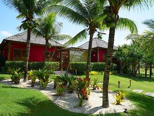 Beautiful Beach House In Terravista Golf, Trancoso