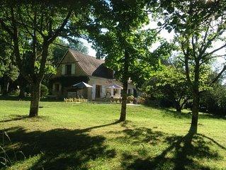 Rural getaway in the Dordogne