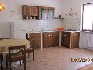 Villa Giuliana, Bilocale 4/5 Ptl.