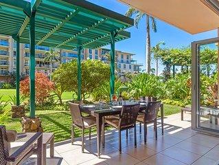 Maui Resort Rentals: Groundfloor Interior Honua Kai Hokulani 147