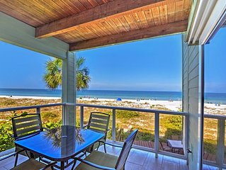 Sale Indian Shores Direct Gulf View Heated Pool Great Sunsets. Call for details