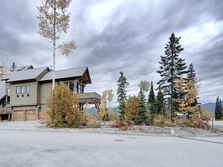 Gorgeous Ski-In/Ski-Out Timber Frame Chalet - Best Views At KHMR - Listed in USD