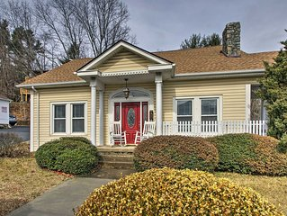 DOWNTOWN BOONE walking distance to EVERYTHING, NO HIDDEN FEES!!