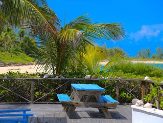 Newly Remodeled Med Point, Best Romantic Beach House, French Leave Beach