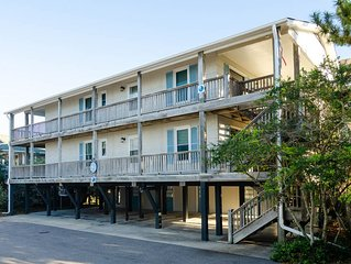 Duplex offering the classic Wrightsville experience at the quiet south end