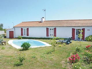2 bedroom accommodation in St. Hilaire de Riez