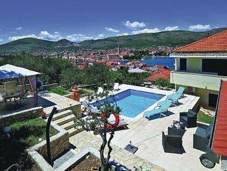 2 Zimmer Unterkunft in Trogir