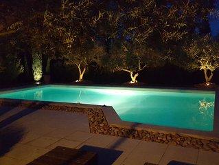 Maison Le Clos des Oliviers au cœur de la Provence en Vaucluse pour 4 personnes