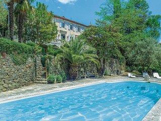 4 bedroom accommodation in St. Jean-du-Pin