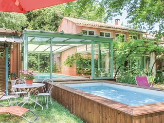 4 bedroom accommodation in Saint Remy de Provence