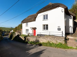 Two-Bedroom Thatched Cottage, Full Of Charm And Style, On Edge Of A Quiet Countr
