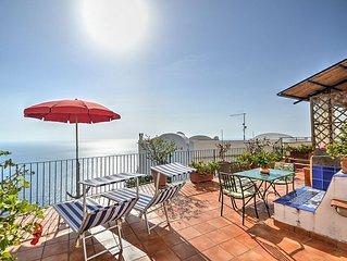 Casa dei Cappuccini A: Un incantevole appartamento rivolto al sole e al mare.