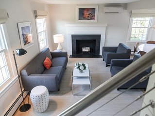 Charming Brant Point 4 bedroom cottage with deck and private yard