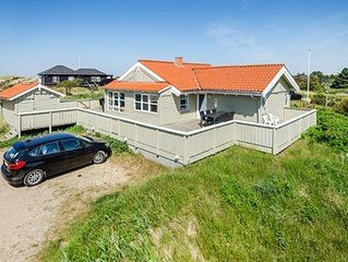 4 bedroom accommodation in Rømø