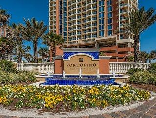 Luxury Condo in Portofino Resort - Closest Tower to Pensacola Beach