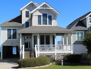 Village Landings 66, Gorgeous 4 Bedroom Sound-Front Home in Pirate's Cove