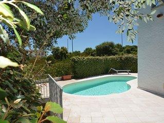Sardinia Nuovissima Villa con piscina privata