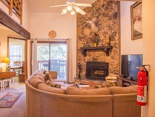 Condo in Pinon Park With  Hot Tub and AC.