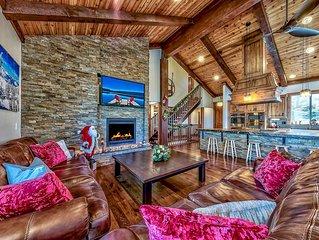 Xmas in Tahoe - Luxury, Renovated, Lake View, Seasonal Decor, by Heavenly