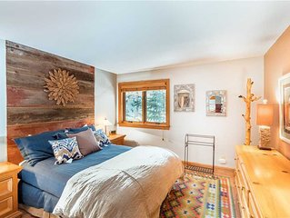 Upscale Ski-in/Ski-out 1-bedroom Cimarron Lodge in Telluride