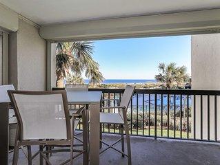 Exquisite Condo on Amelia Island - Perfectly located on quiet beach
