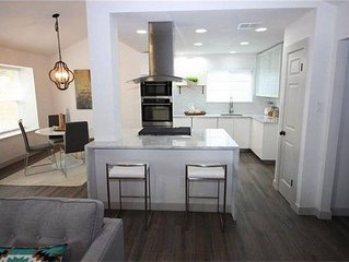 Completely Remodeled, Modern Luxury Retreat..Just off Mopac, close to Domain!