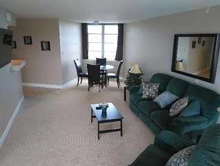 2 Bedroom / 2 Bath Penthouse Condo