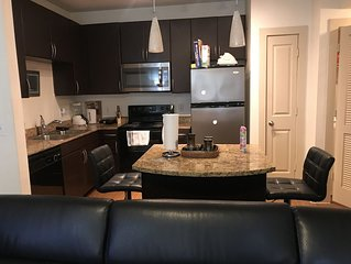 New! Modern apartment near Katy mall, some minute to NRG and Med center