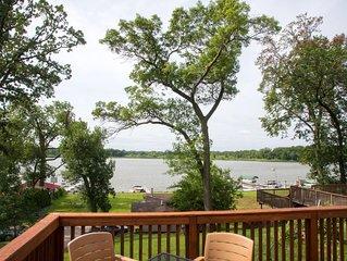 Beautiful Spacious Escape On The Chain O'Lakes