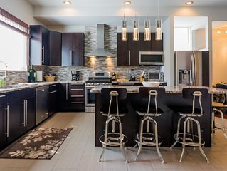 Sophisticated 3-Floor, 4BR, 3.5 BA CWE Town House