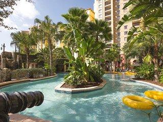 Bonnet Creek Orlando 2 Bedroom 2 bath