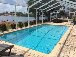 Stunning Waterfront 3/2 Home with Private Pool/Dock/Boat Lift and Amazing Views